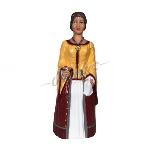 Giganta de Valtierra (Doña Blanca de Navarra)