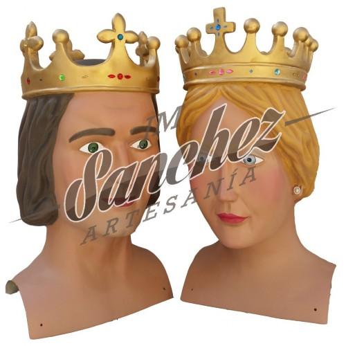 Gigantes Reyes Católicos